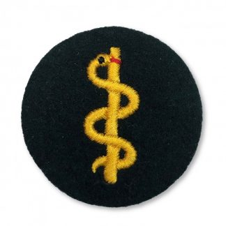 Original WWII German Sanitäter trade insignia