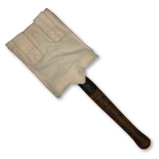 Original WWII Russian shovel with cover