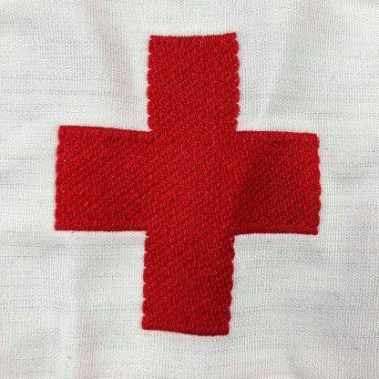 Original WWII German medic armband