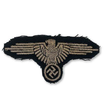 Original WWII German Waffen-SS sleeve eagle