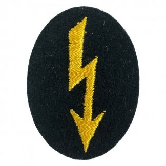 Original WWII German Funker cavalry arm patch