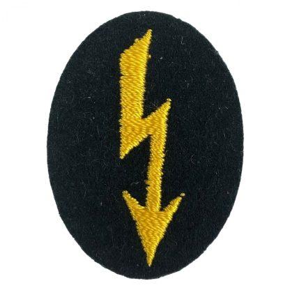 Original WWII German Funker cavalry arm patch
