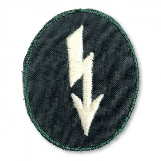 Original WWII German WH Funker Infantry arm patch