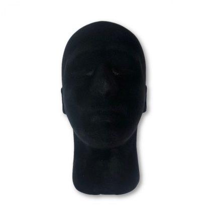 Headgear display head