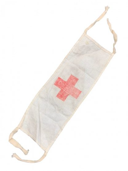 Original WWII Russian medic armband