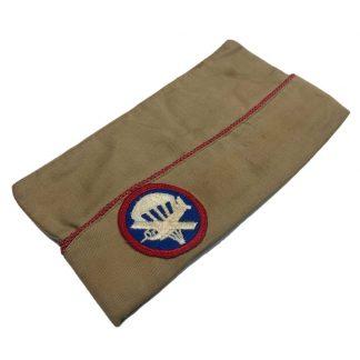 Originele WWII US Airborne garrison cap artillery