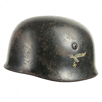 Original WWII German M38 SD Fallschirmjäger helmet