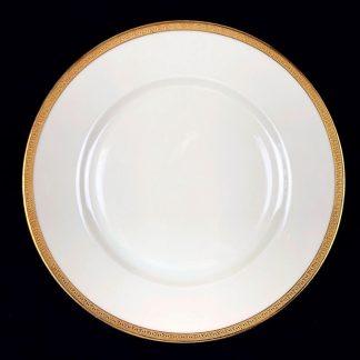 Original WWII German SS dinner plate – Personal gift from Heinrich Himmler