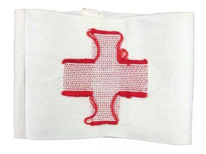 Original WWII German WH medic armband