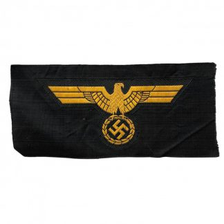Original WWII German Kriegsmarine EM/NCO breast eagle