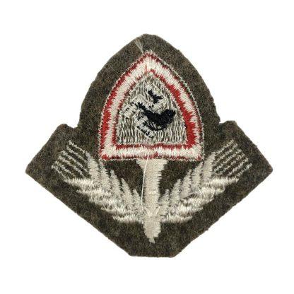 Original WWII German RAD cap insignia