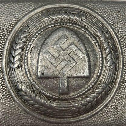 Original WWII German RAD buckle – Hermann Aurich