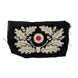 Original WWII German WH Panzer beret wreath insignia