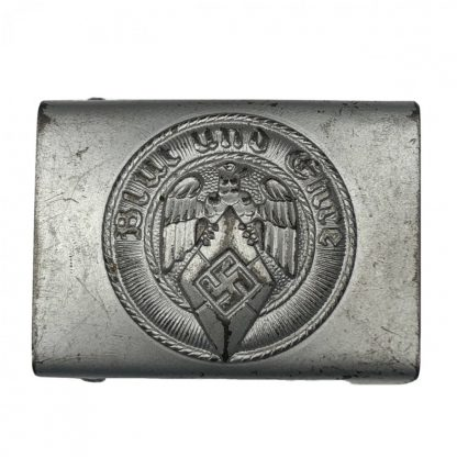 Original WWII German Hitlerjugend buckle – Klein & Quenzer