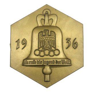 Original 1936 German Olympic Games sign