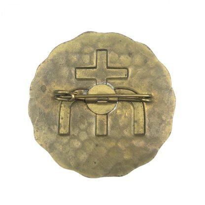 Original WWII German Katholieke Jungfrauenvereinigung pin
