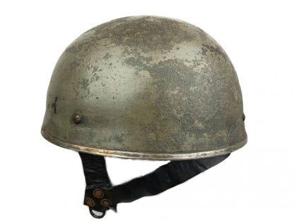 Original WWII British paratrooper helmet