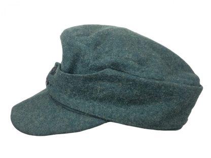 Original WWII German Police M43 field cap