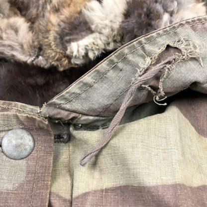 Original WWII German Waffen-SS camouflage 'Kharkov' Parka