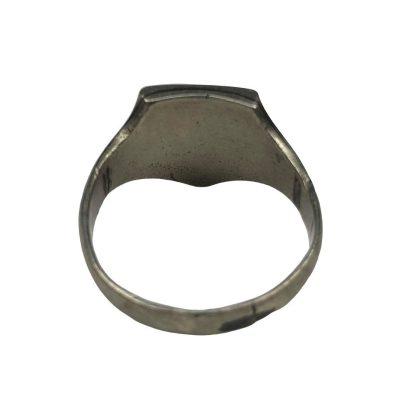 Original WWII Dutch N.A.D. ring Originele WWII Nederlandse N.A.D. ring