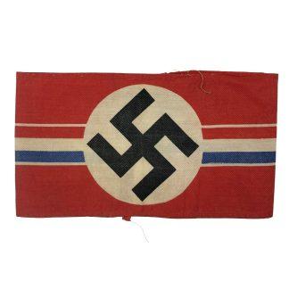 Original WWII Dutch N.S.N.A.P. armband Originele WWII N.S.N.A.P. ArmbandOriginal WWII Dutch N.S.N.A.P. armband Originele WWII N.S.N.A.P. Armband