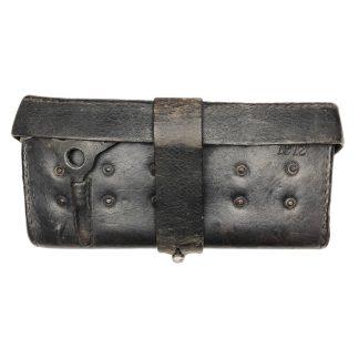 Original CM 1912 Dutch M95 'Bloktas' with tool Originele CM 1912 Nederlandse bloktas