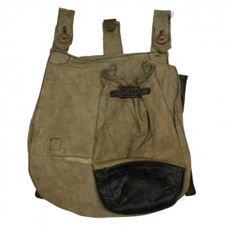 Original Pré 1940 Dutch M16 bread bag Originele Pré 1940 Nederlandse M16 broodzak