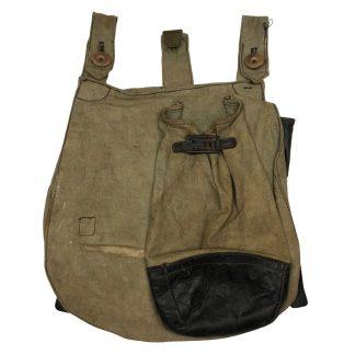Original Pré 1940 Dutch M16 bread bag Originele Pré 1940 Nederlandse M16 broodzak