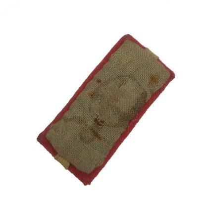 Original WWII Japanese collar tab Sergeant Originele WWII Japanese kraagspiegel Sergeant