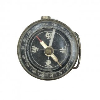 Original WWII Japanese wrist compass