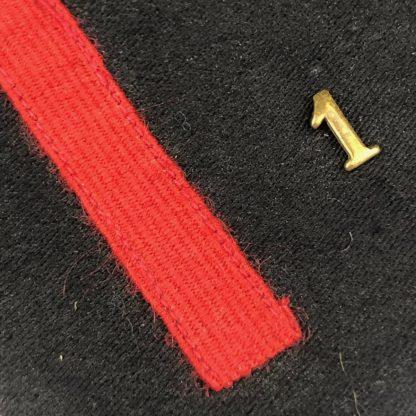 Original WWII Dutch NSB W.A. Weerman armband