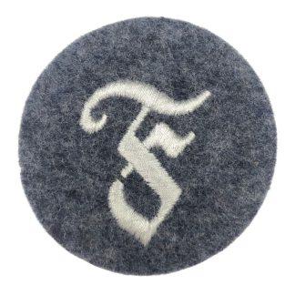 Original WWII German Luftwaffe Feuerwerker trade badge