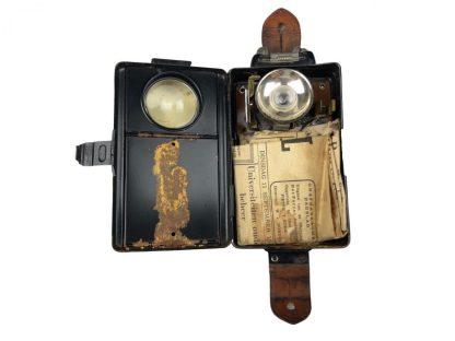 Original WWII German Daimon Telko Ambulancia flashlight