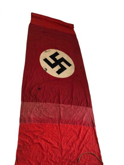 Original WWII German 'Hausfahne' banner