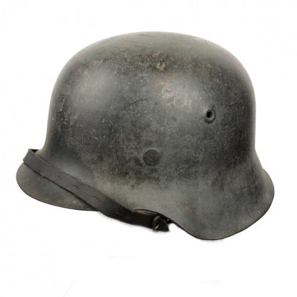 Original WWII German M42 ND helmet