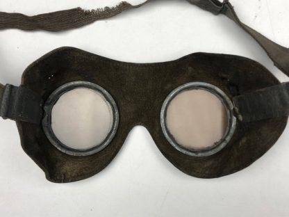 Original WWII German dust goggles