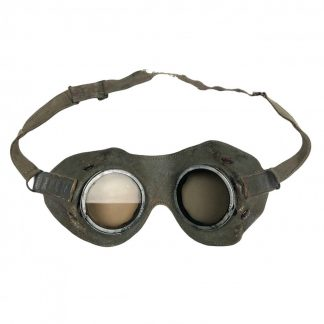 Original WWII German dust goggles
