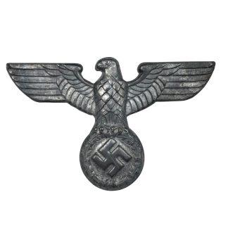Original WWII NSDAP visor cap eagle