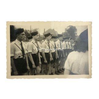 Original WWII Dutch Jeugdstorm photo Arnhem