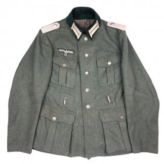 Original WWII German WH infantry M40 officers field uniform