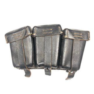 Original WWII German Mauser K98 ammo pouch 0/0496/0380