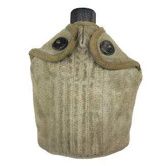 Original WWII US field bottle