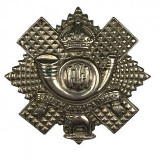 Original WWII British Highland light infantry insignia