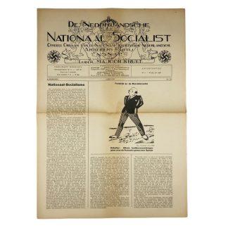 Original WWII NSNAP newspaper – 2 July 1938