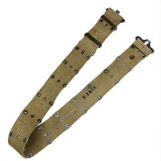 Original WWII US Army M1936 pistol belt