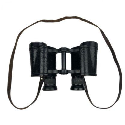 Original WWII German Dienstglas binoculars 'dow KF'