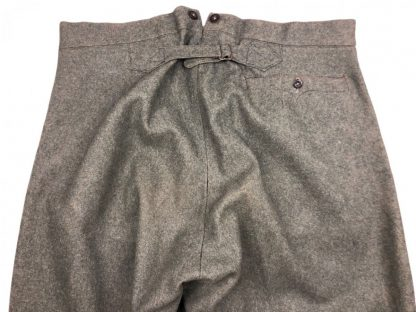Original WWII German WH officers trousers
