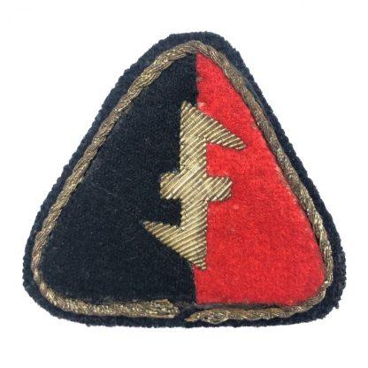 Original WWII Dutch NSB W.A. Arm insignia