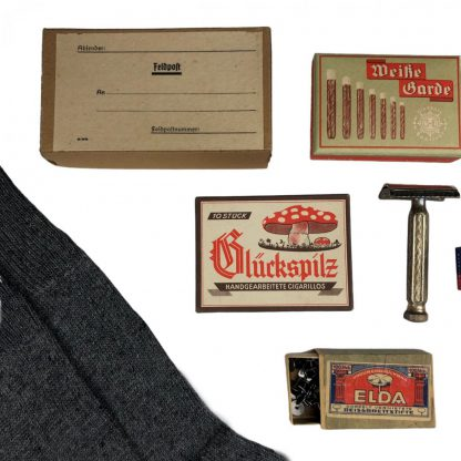 Original WWII German personal effects set
