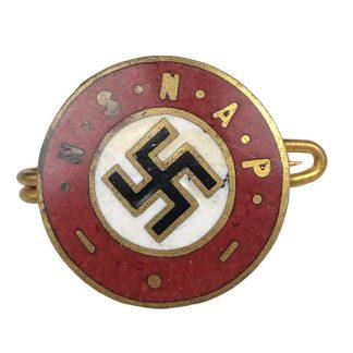 Original WWII Dutch NSNAP membership pin